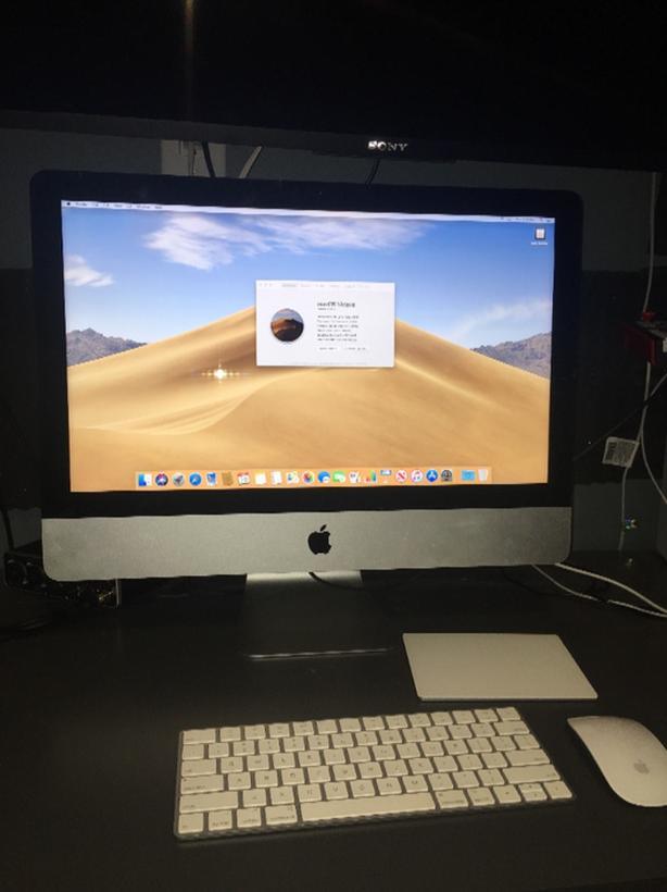 iMac (4k Retina, 32gb RAM, 2017)
