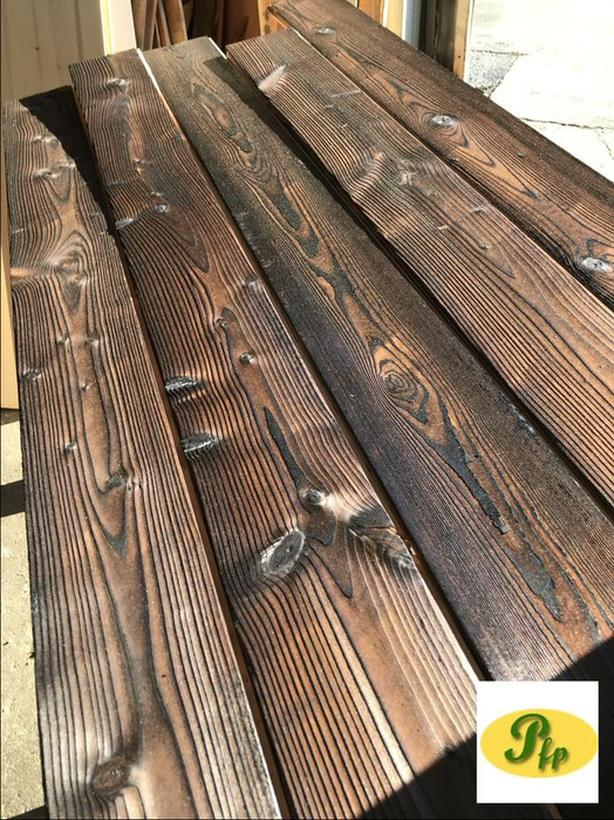 ***NEW: Peerless Dungeon Black Douglas Fir Flooring - Victoria, BC