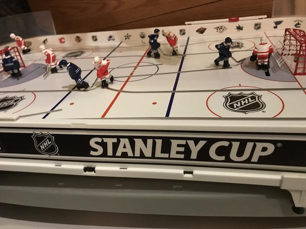 Stiga NHL Stanley Cup Table Hockey Game