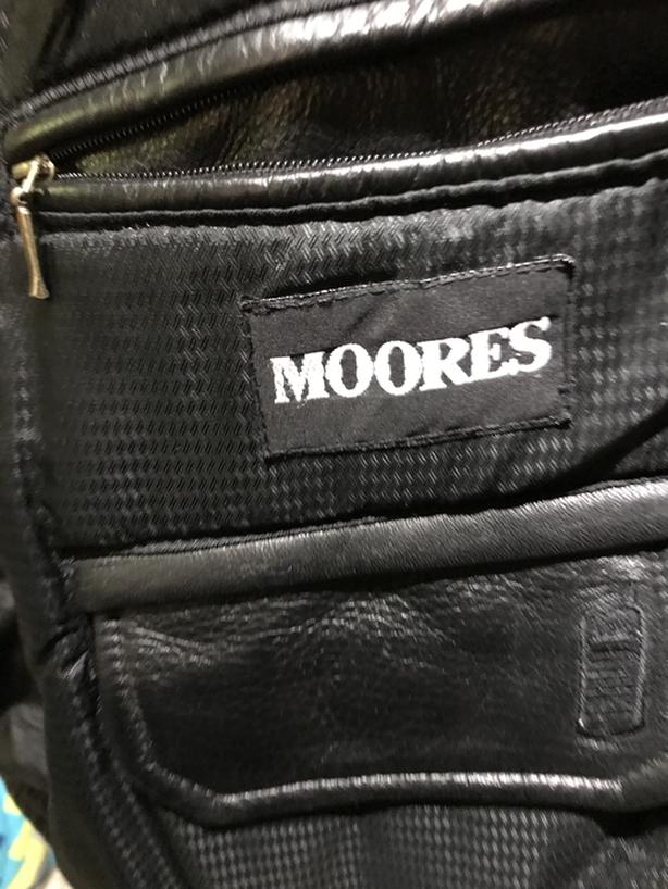 Moores New Leather Jacket XXL