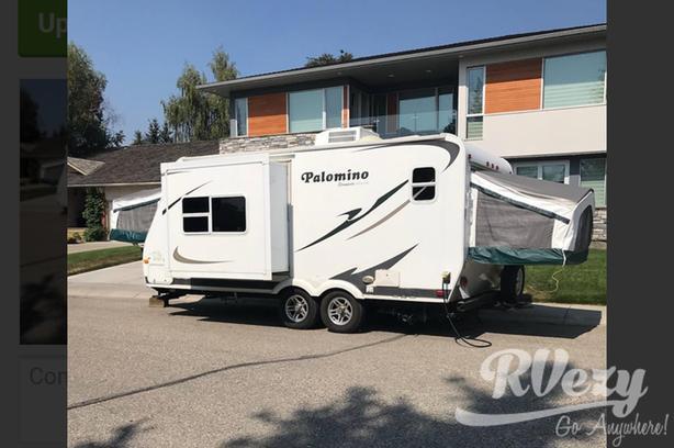Stampede (Rent  RVs, Motorhomes, Trailers & Camper vans)