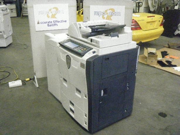 2007 Kyocera KM 6030 Photocopier