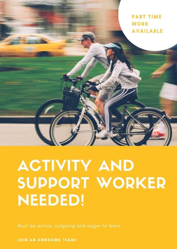 Support/Activity worker