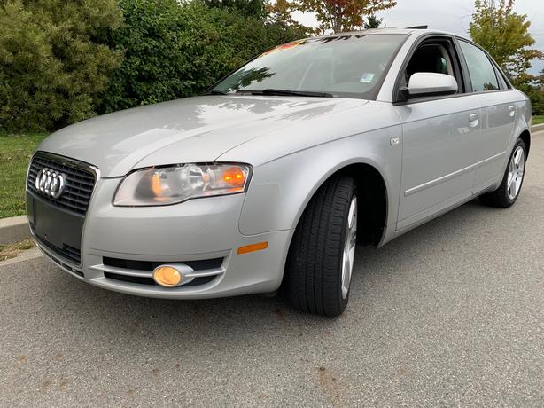 2007 AUDI A4 AUTOMATIC WITH NAVIGATION