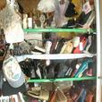 Vtg Purses, Handbags, Leather Wallets, Backpacks, Clutches etc