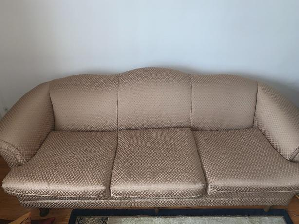 COUCH- TWO SIDE CHAIRS- FOR SALE