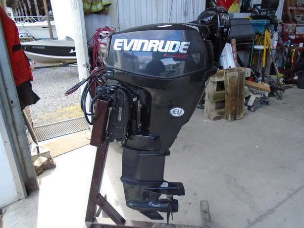 2019 Evinrude E15HPGX - For Sale - UM190