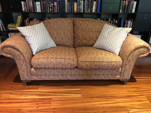 Custom Gabriel Ross Sofa Set
