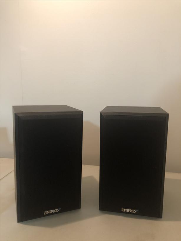 Speaker Pair- Energy pro series 1.5
