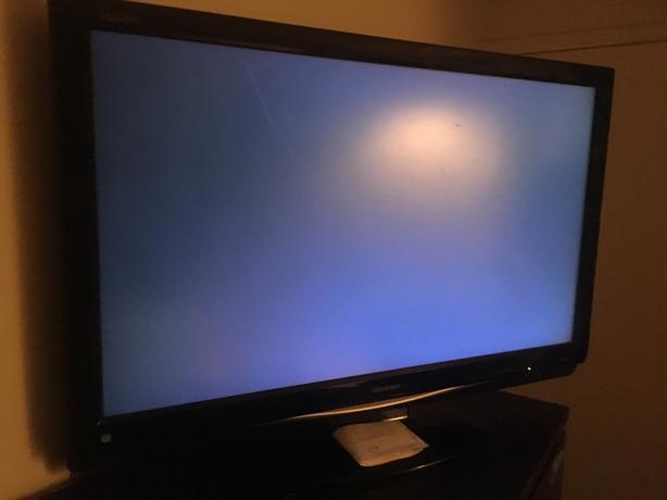 Sharp tv 37inch