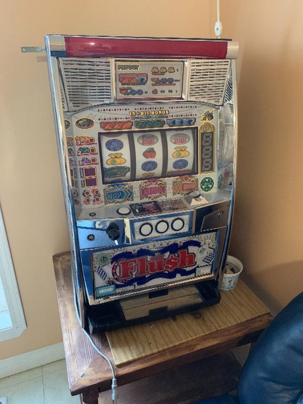 Full Size Slot Machine