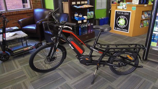 RTG Cargoroo Max - Mid Drive Cargo Bike Best Cargo Bike Deal