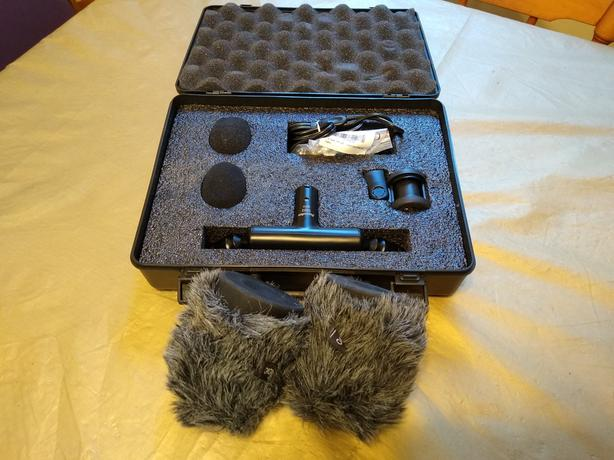 Superlux S502 ORTF Microphone