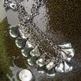 Twinkling Teardrops necklace