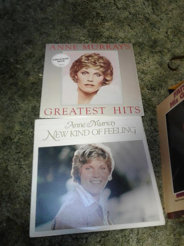 ANNE MURRAY   LPs