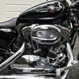 2012 Harley Davidson Sportster 1200 Custom