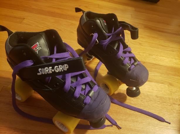 Sure-Grip Derby Rebels, Women's 8/9