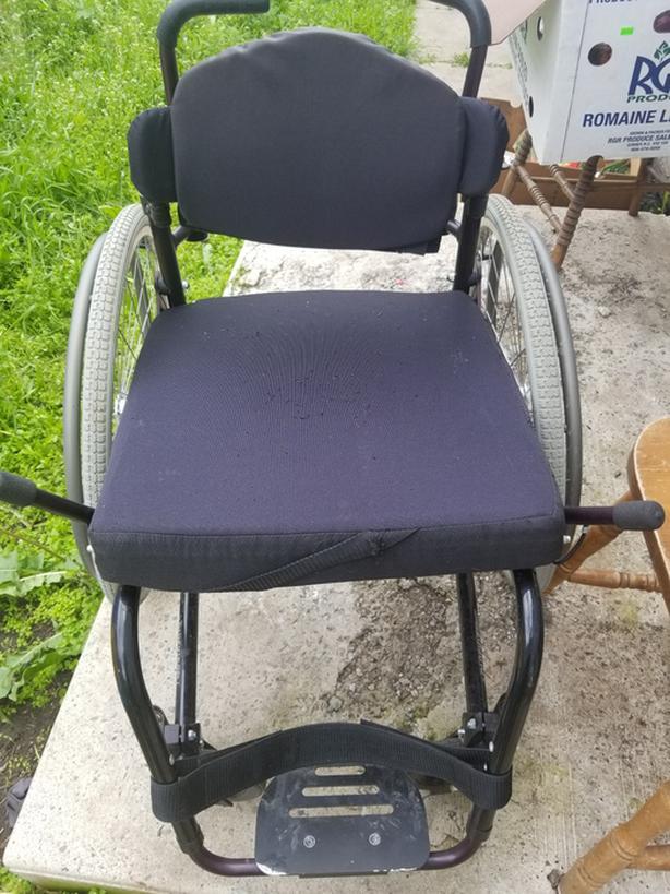 Quickie Sports wheelchair
