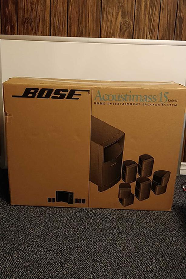 Bose Acoustimass 15 Series II