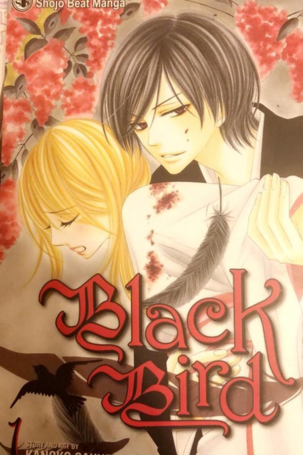 Blackbird manga collection volumes 1-5