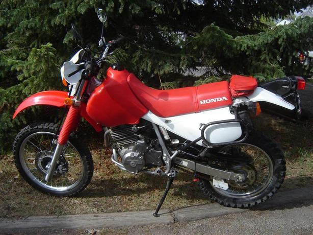 2012 Honda XR 650 ADVENTURE BIKE 3933 kms video link in description
