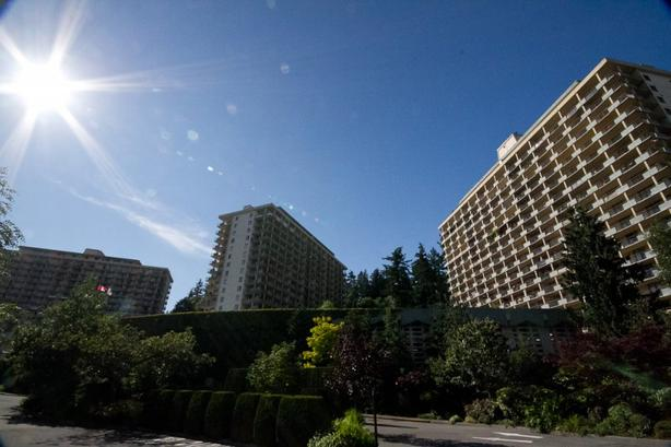 Affordable, beautiful 1 bedroom suite in West Vancouver!
