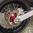 2008 Suzuki DR650 Dirt + SuperMoto wheels, only 8'300 km