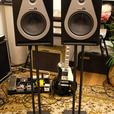 Studio Monitors w/ stands