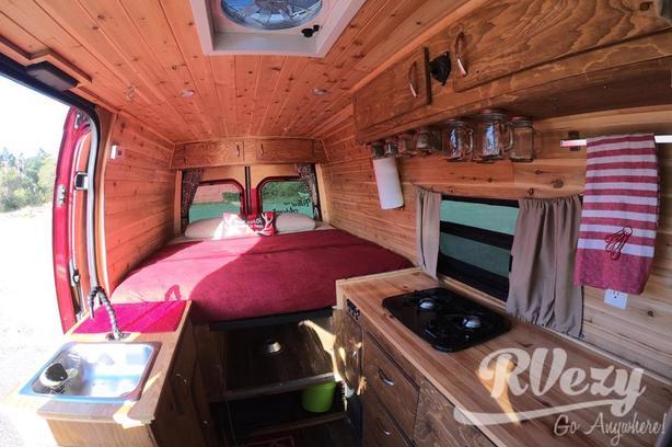 Sprinter (Rent  RVs, Motorhomes, Trailers & Camper vans)