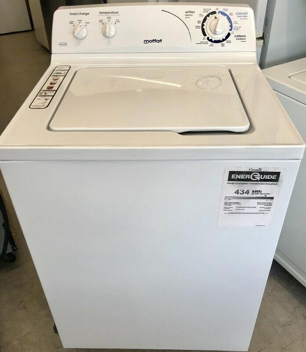 Moffat Automatic Washer