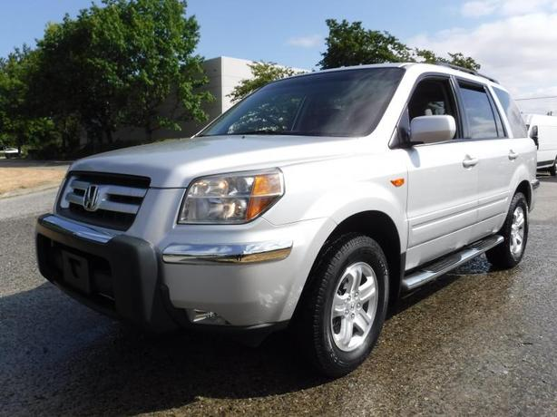 2008 Honda Pilot VP 4WD With 3rd Row Seating