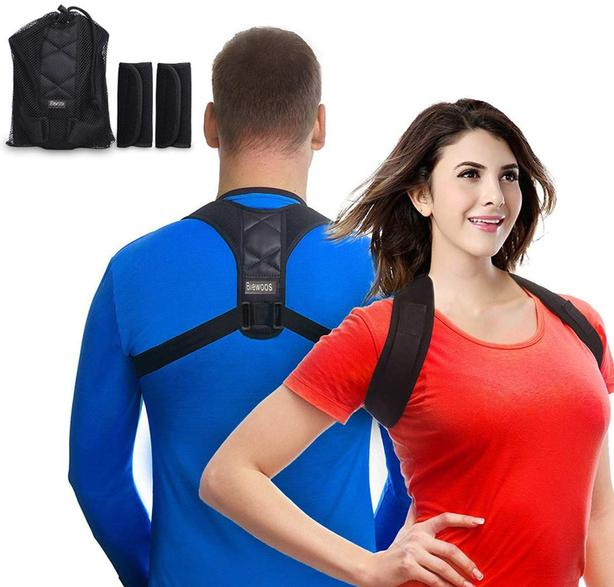 Biewoos Adjustable Posture Shoulder Back Brace - NEW - SOLD