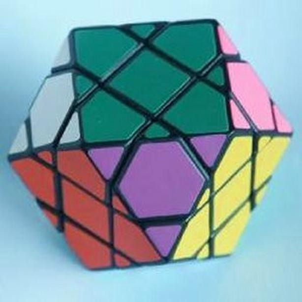 Rubik's cube CubOctoHedron puzzle