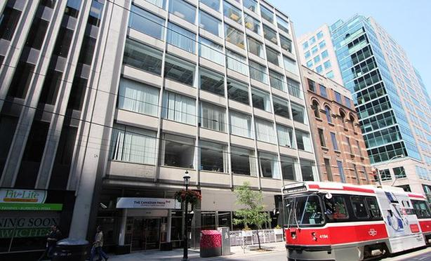 Office for Rent - 36 King Street East, Toronto, M5C