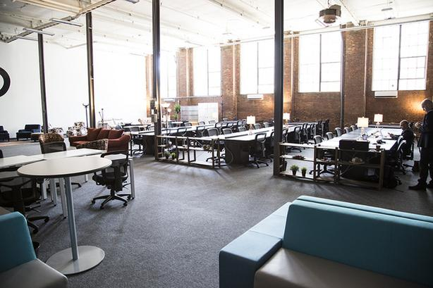 Office for Rent - 358 Dufferin Street, Toronto, M6K