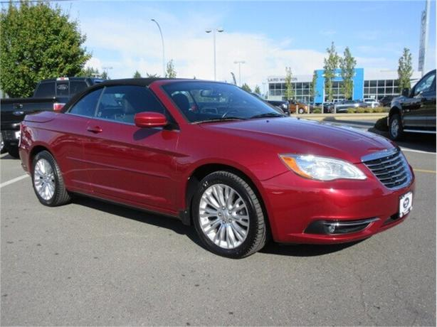 2011 Chrysler 200 Touring Low Kilometers Blue Tooth