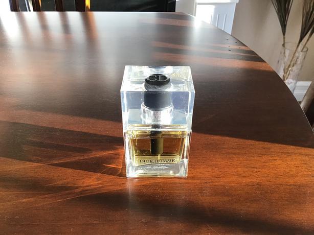 Dior Homme fragrance