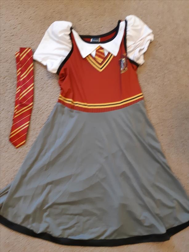 Womens Adult Harry Potter Costume