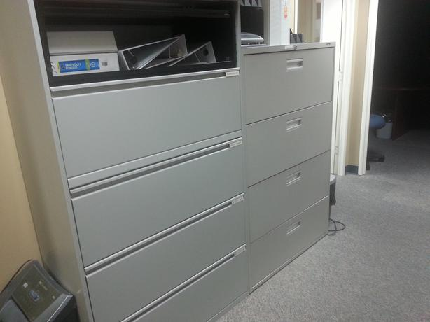 Filing Cabinets $75 each bundle price for more
