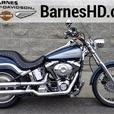 2001 Harley-Davidson® FXSTD Softail Deuce