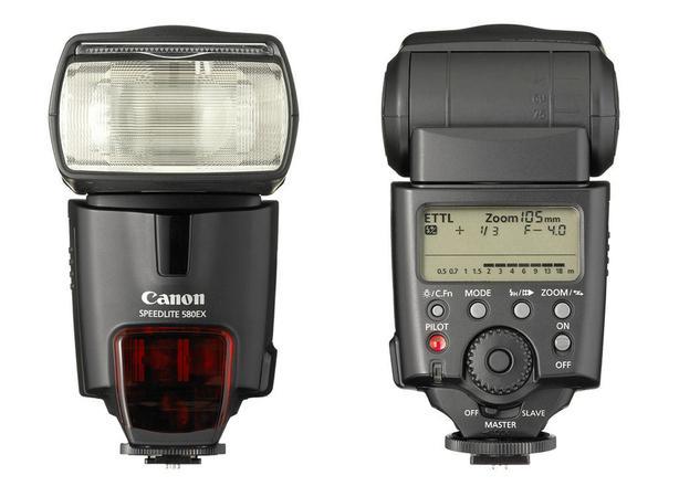 Canon Speeslite 580EX II