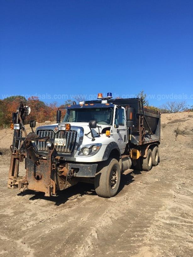 2012 International WorkStar 7600 Plow Truck