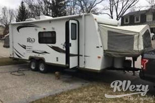 Rockwood Roo 21ss (Rent  RVs, Motorhomes, Trailers & Camper vans)