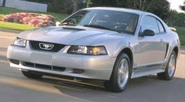2001 FORD MUSTANG COUPE DAUGHTERS CAR NICE SHAPE Reduced