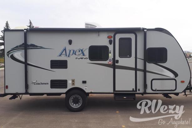 2016 - Apex Nano 193BHS (Rent  RVs, Motorhomes, Trailers & Camper vans)