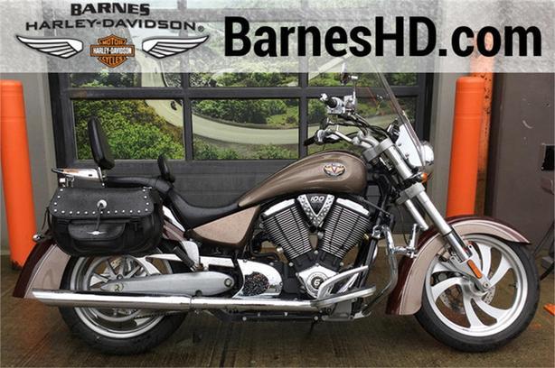 2006 Victory Motorcycles® Kingpin™
