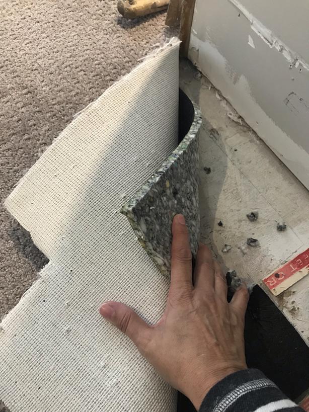 Carpet/Underlay