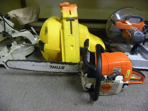 #168495-2 STIHL chainsaw