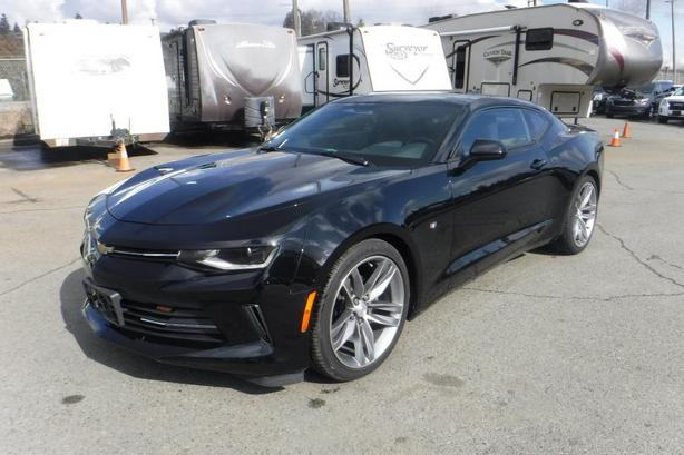 2018 Chevrolet Camaro 1LT Coupe RS Package