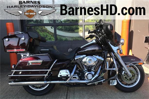 2005 Harley-Davidson® FLHTCI - Electra Glide Classic